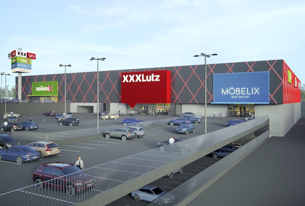 XXXLutz opens its most modern store in Eugendorf (A) title=