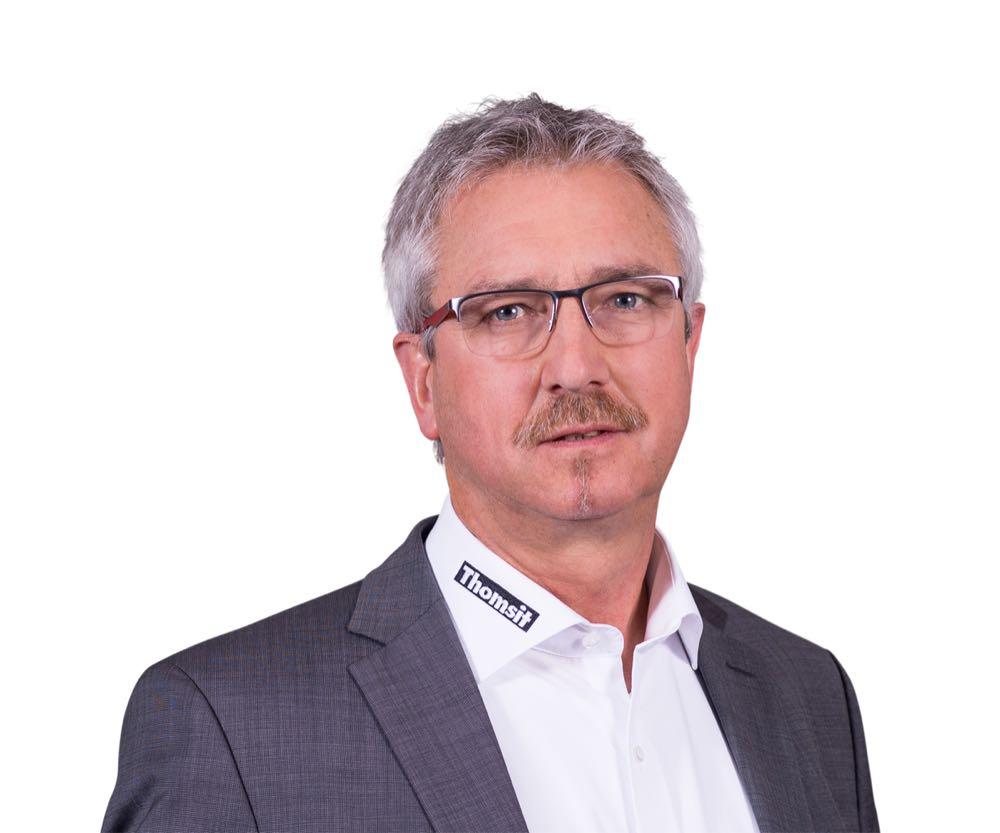Thomsit: Uwe Elvert geht in den Ruhestand