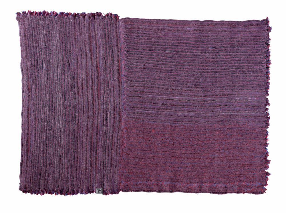13 Rugs/Rohi: Sustainable unique carpets made of wool felt