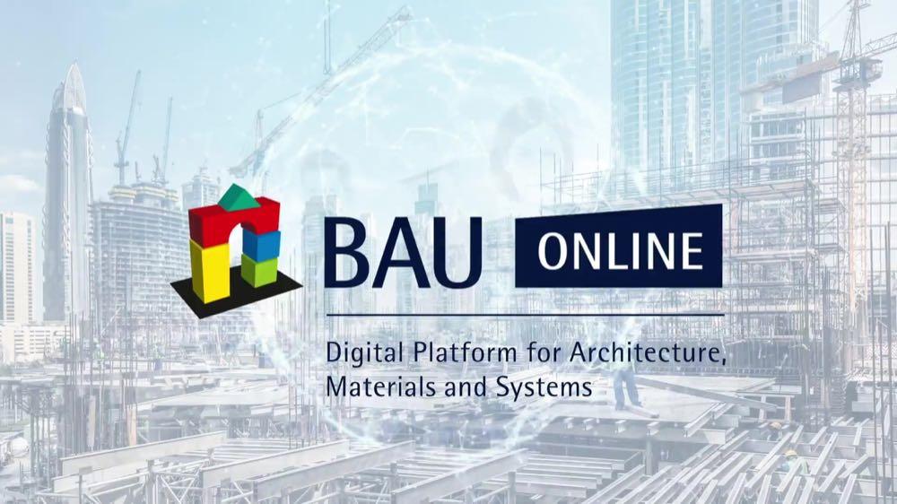 BAU online verzeichnet rund 38.000 Teilnehmer