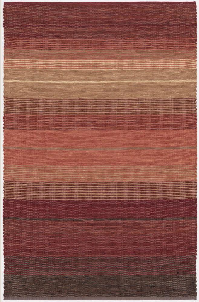 Paulig Teppiche: Fine flatweaves, warm tones