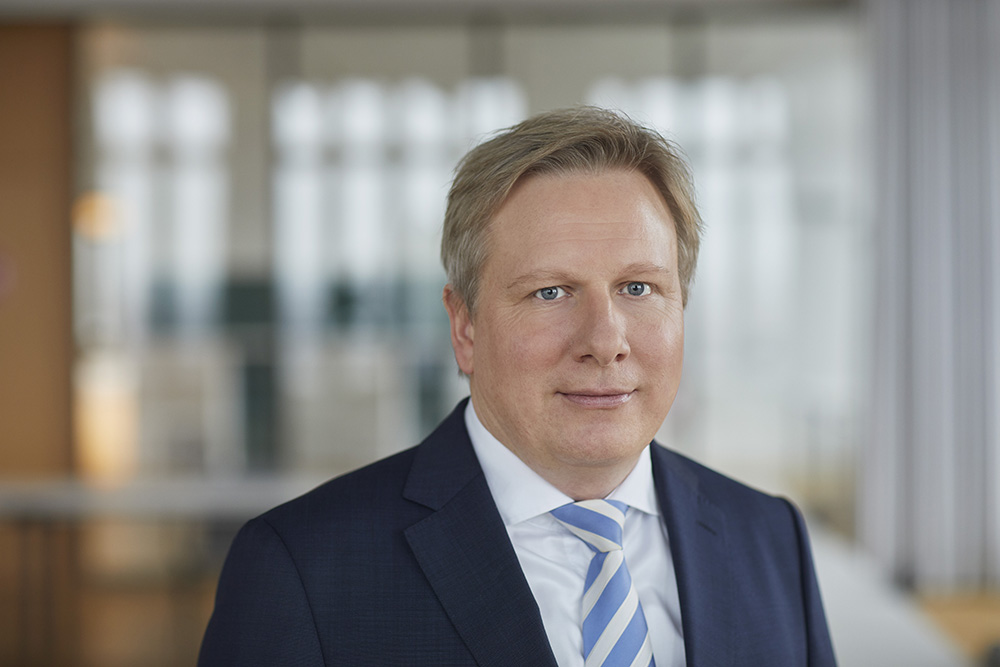 BayWa: Steffen Mechter leitet Geschäftsbereich Bau