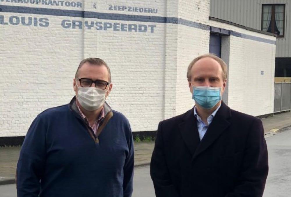 Christeyns übernimmt Seifenspezialist Grijspeerdt