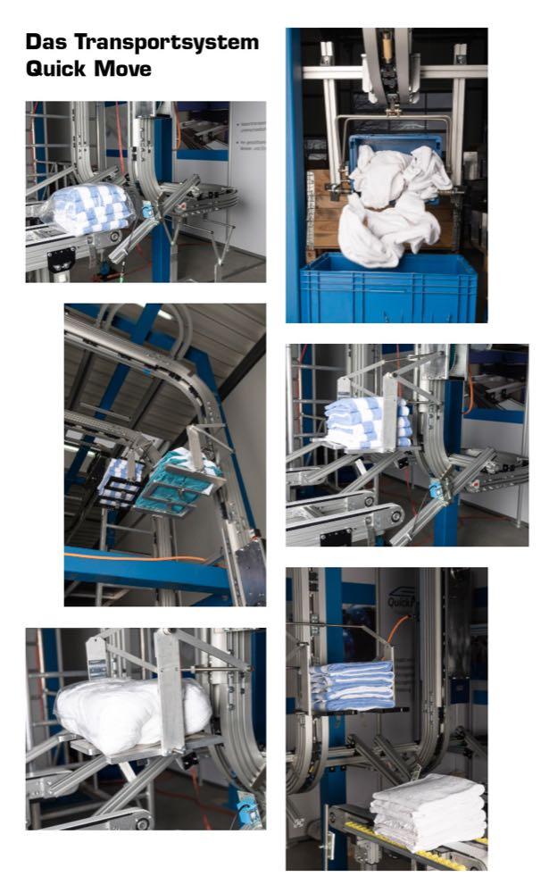 LST Automation: Automatisierung der betrieblichen Logistik bietet größte Potentiale
