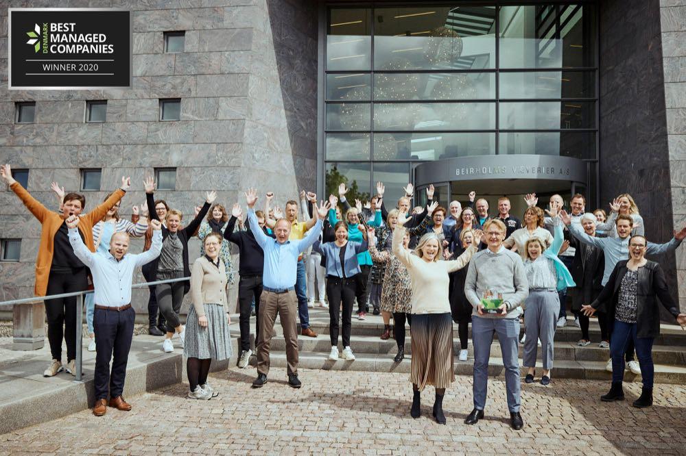 """Beirholm Vaeverier: """"Wir haben eigentlich viele Gründe zu feiern"""""""