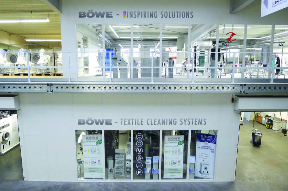 """Böwe: """"Die Situation in der Textilreinigerbranche ist nach wie vor fatal"""""""