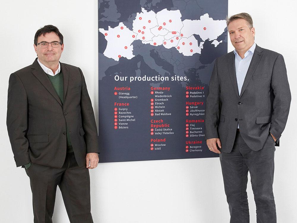 Hirsch Porozell: Christian Winter erweitert die Geschäftsführung