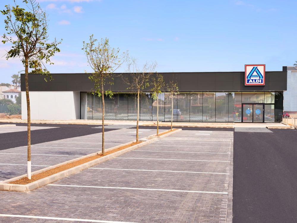 Aldi eröffnet 5.000 Markt auf Mallorca