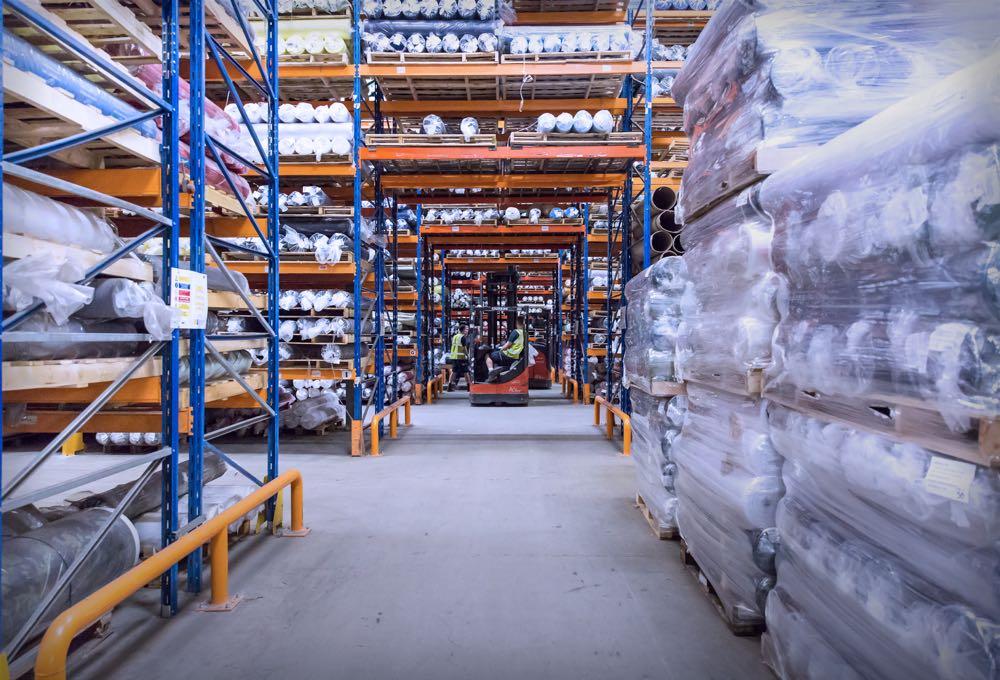 Carrington Textiles baut Logistik in Afrika aus