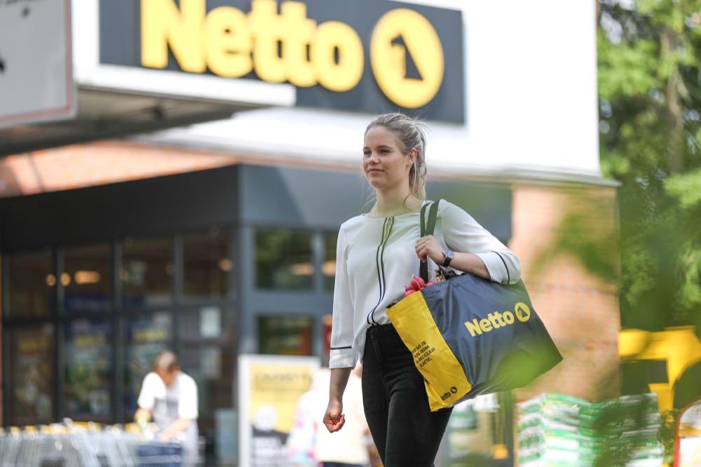 Netto Deutschland erzielt 2020 zweistelliges Umsatzwachstum
