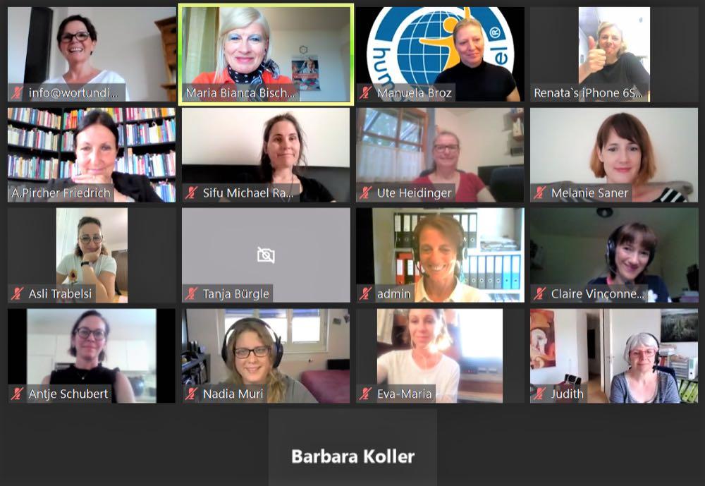 Business-Women treffen sich im Juni