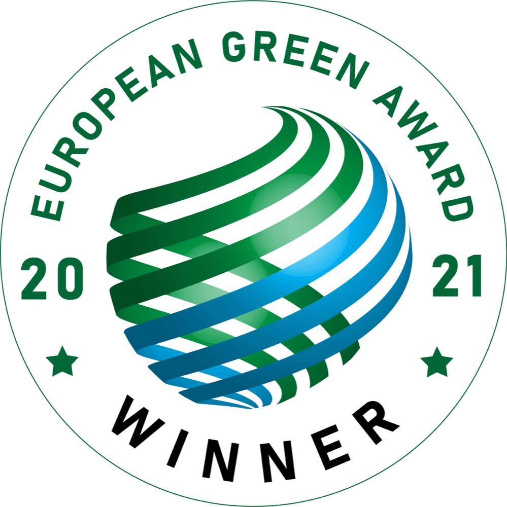 Biobaula mit European Green Award ausgezeichnet