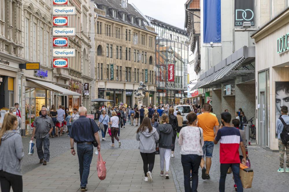 Konsumenten: Im Frühling steigt die Stimmung