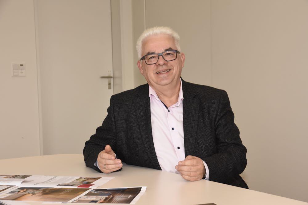Bauwerk: Klaus Brammertz wechselt Ende 2021 in den Verwaltungsrat