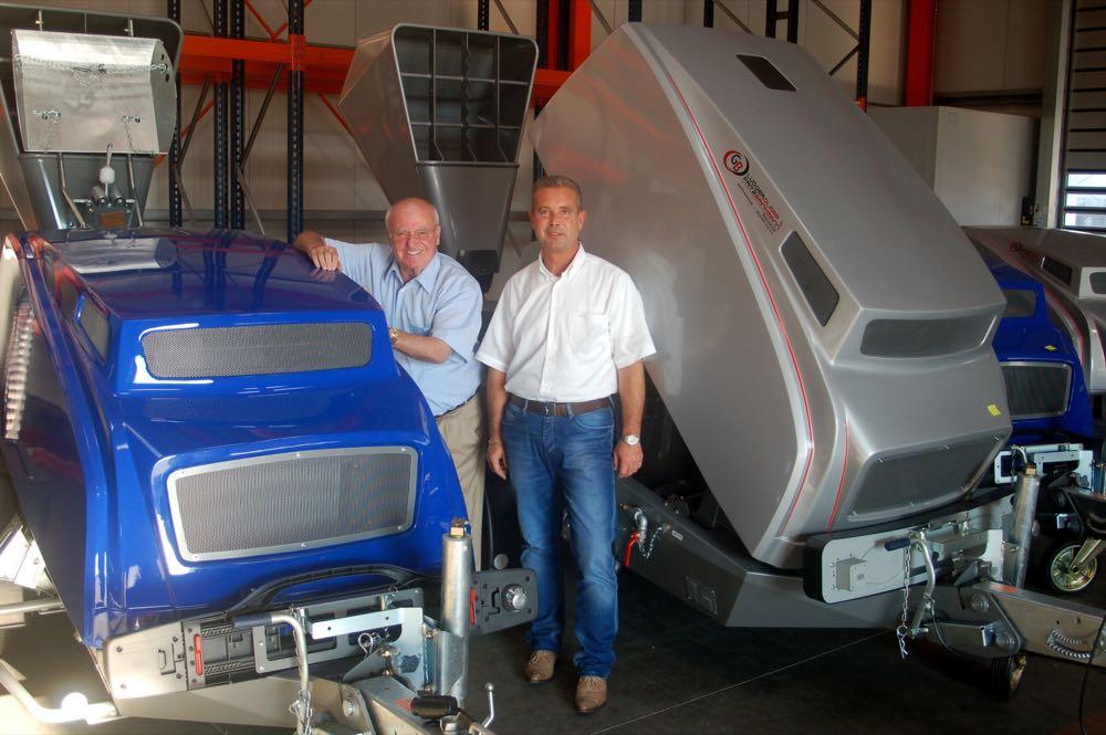 GB Machines: Fritz Brinkmann zieht sich ins Private zurück