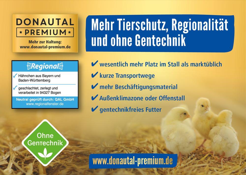 Norma erweitert Geflügelfleischsortiment um hohen Tierwohlstandard