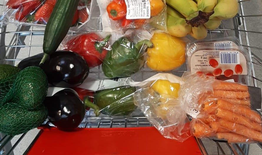 Erstmals höhere Ausgaben für Obst und Gemüse als für Fleisch