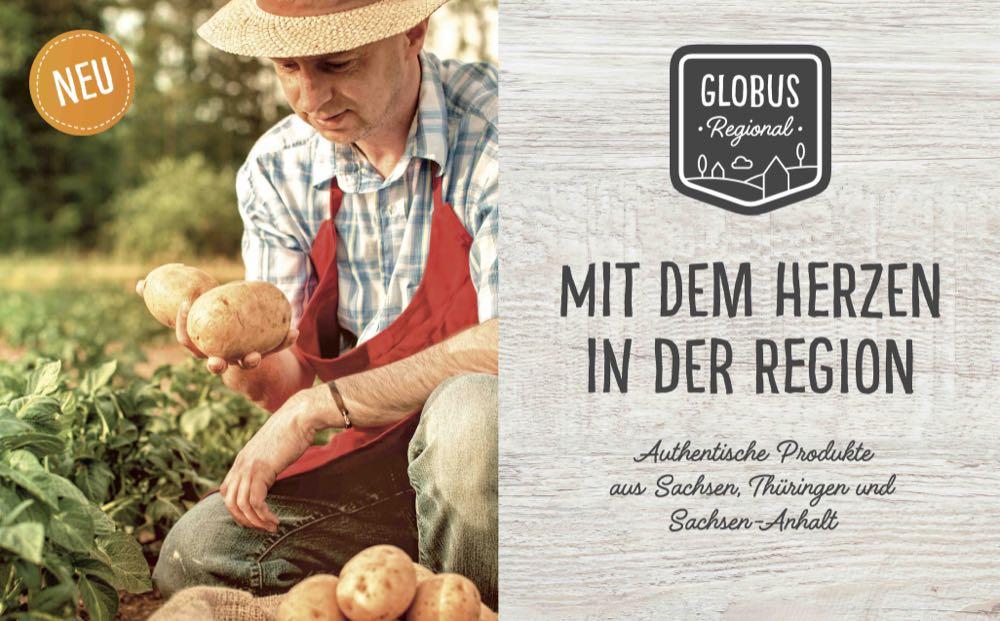 """Globus launcht Eigenmarke """"Globus Regional"""" in Sachsen, Thüringen und Sachsen-Anhalt"""