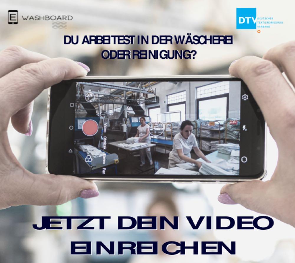 DTV sucht Video-Eindrücke aus der Praxis