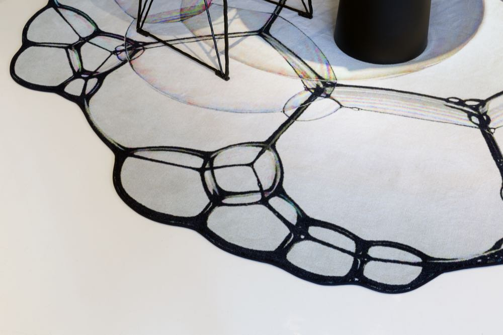 Moooi Carpets: International designs and full freedom of individualisation