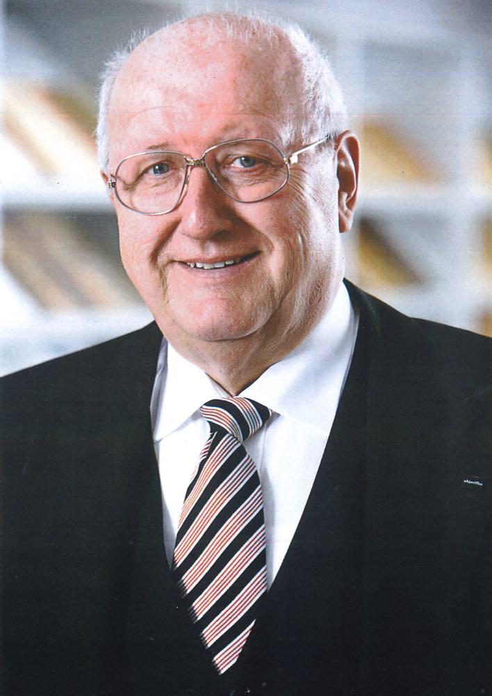 FEB: Ehrenpräsident Eberhard Lotz wird 80