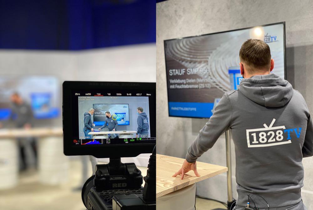 Stauf: Virtuelles Event fand regen Anklang