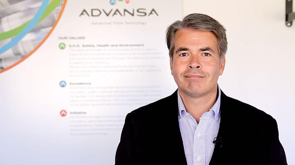 """David Bayliss, Advansa: """"Wir wollen unsere Markenposition weiter ausbauen"""""""