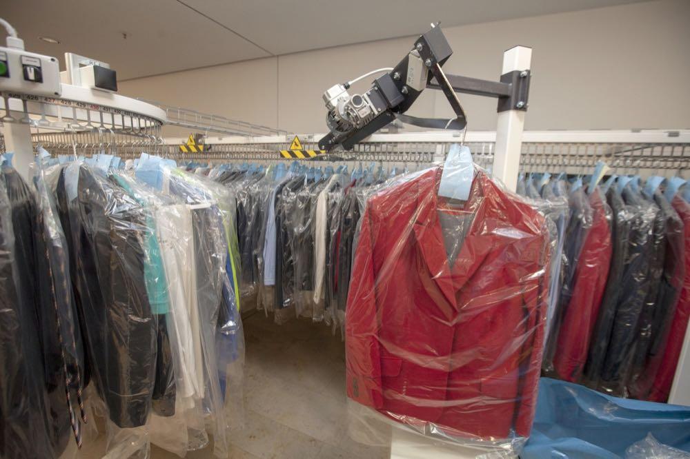 Englische Wäscheexperten sehen langsame Markterholung
