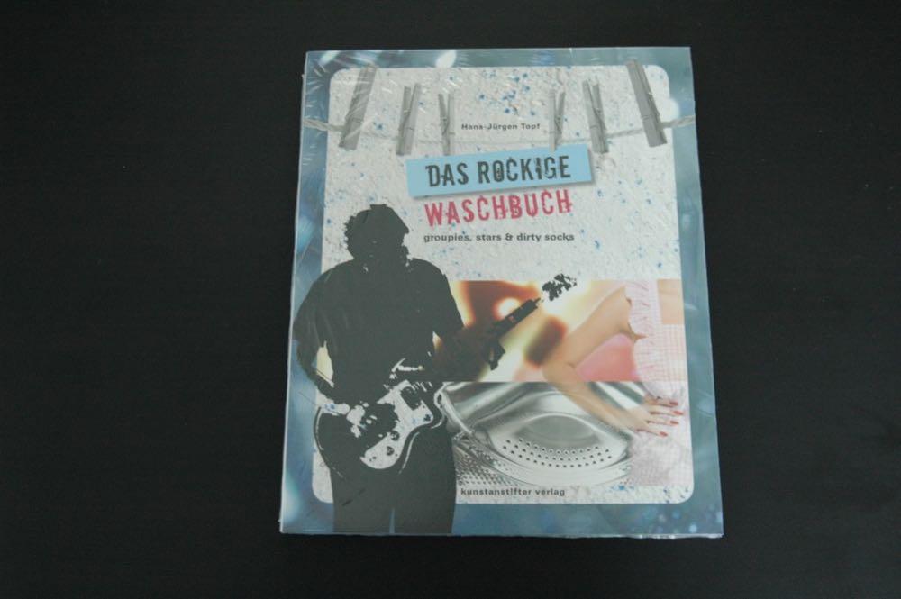 Rockiges Waschbuch zu gewinnen