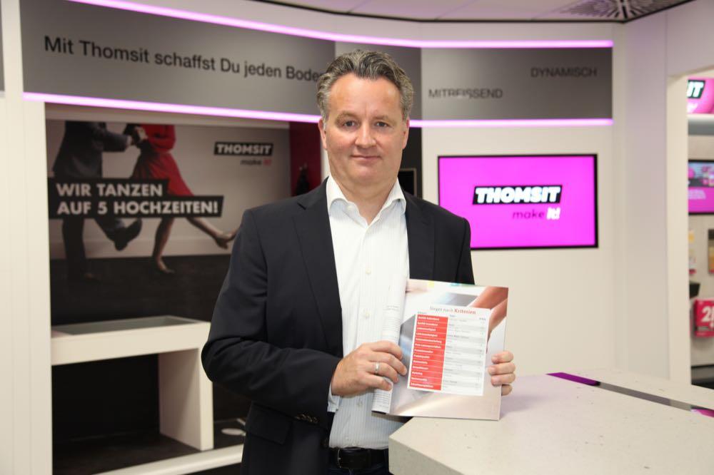 Thomsit will sich international breiter aufstellen
