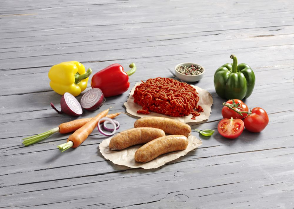 Rewe führt Fleischprodukte mit Gemüse ein