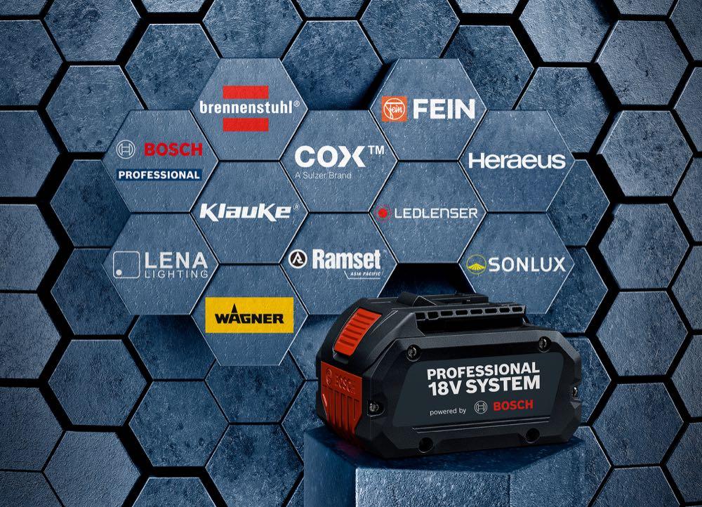 Bosch öffnet Akkusystem-Plattform für neue Partner