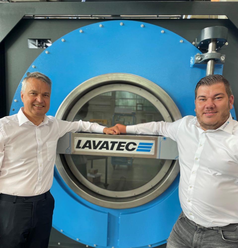 Lavatec verstärkt Vertrieb