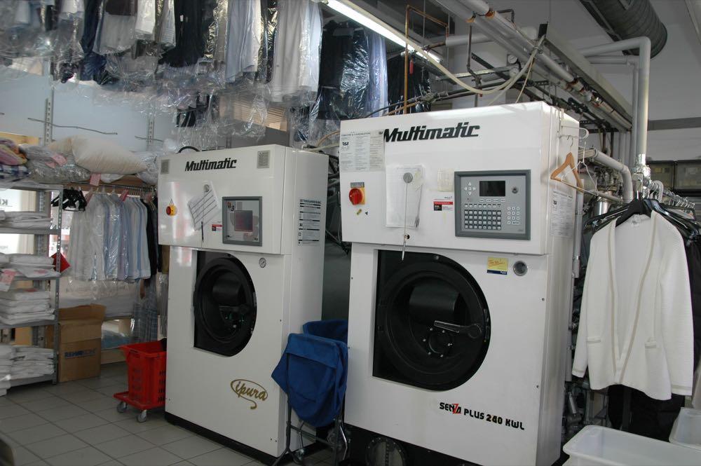 Textilpflege-Hersteller verzeichnen mehr Aufträge