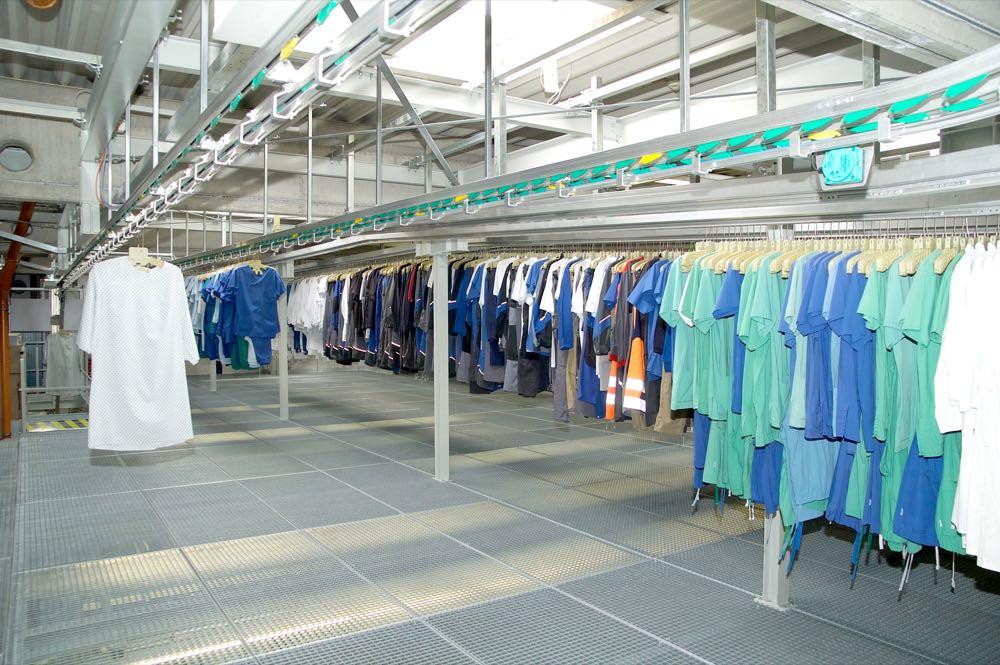 Nachhaltigkeit bietet Chancen für den Textilservice