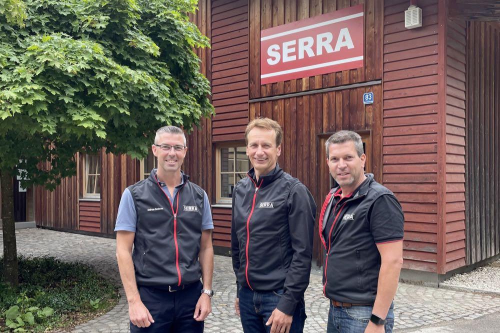 Serra-Geschäftsführung: Werner folgt auf Doubrava