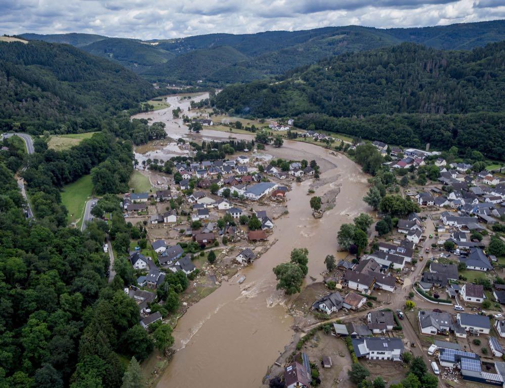 Flut-Katastrophe: Branche startet tatkräftige Unterstützungsaktion