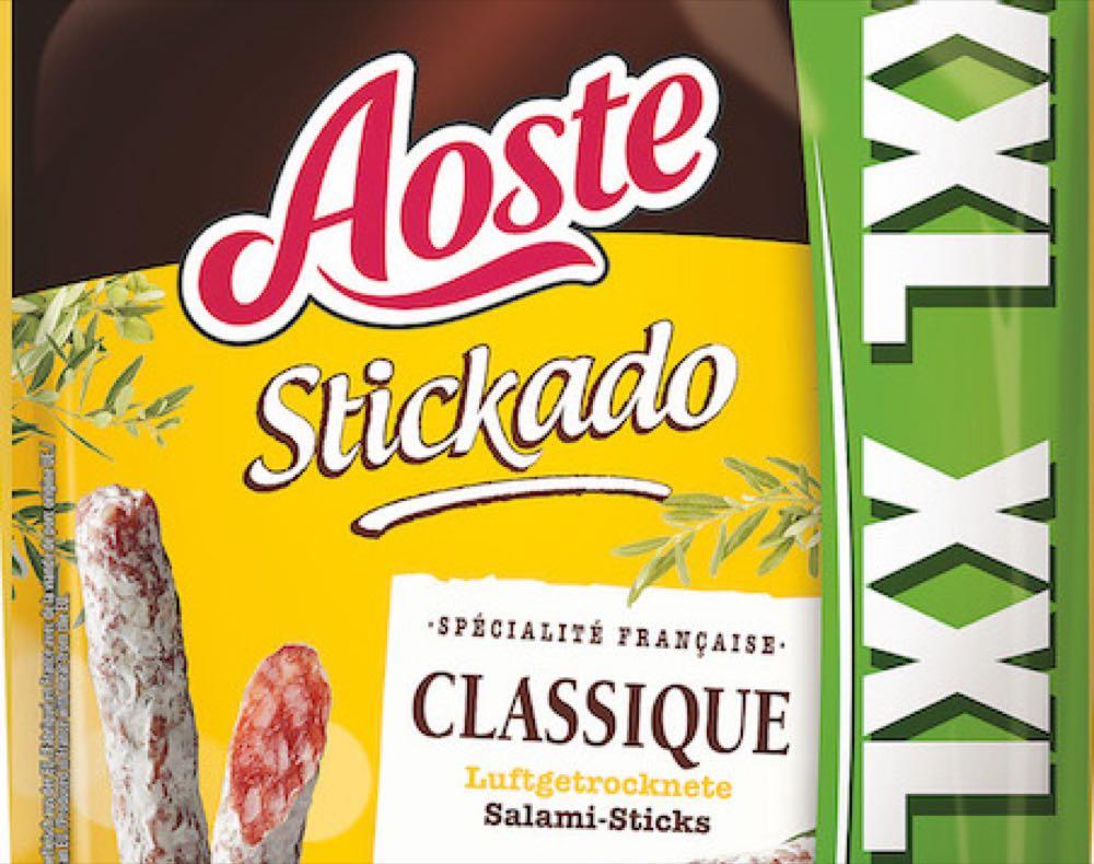 Aoste Stickado im XXL-Genuss