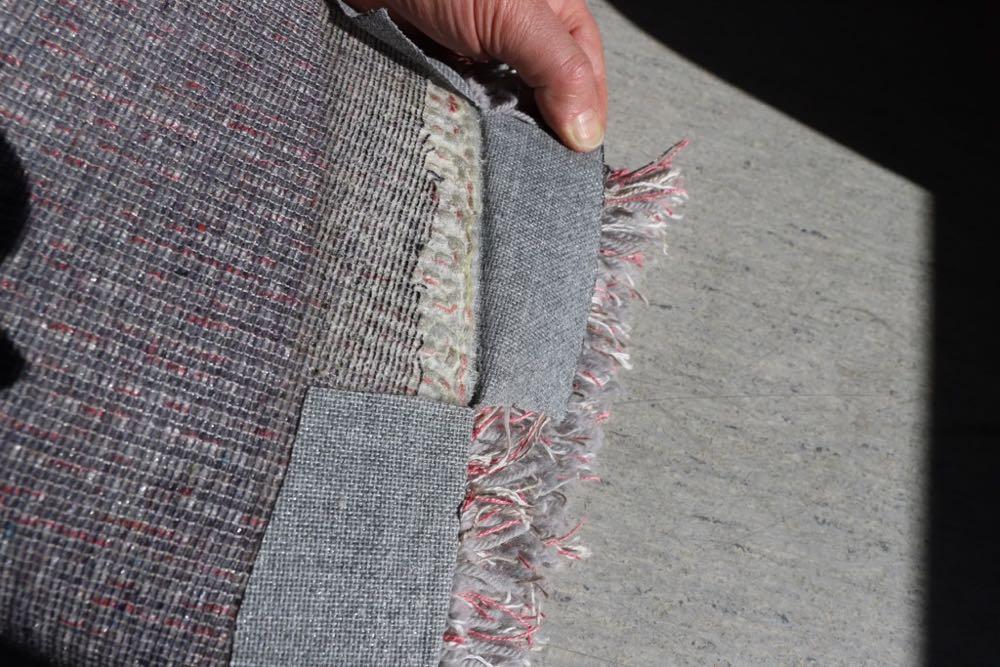 Teppich bei Reinigung beschädigt - wer zahlt?