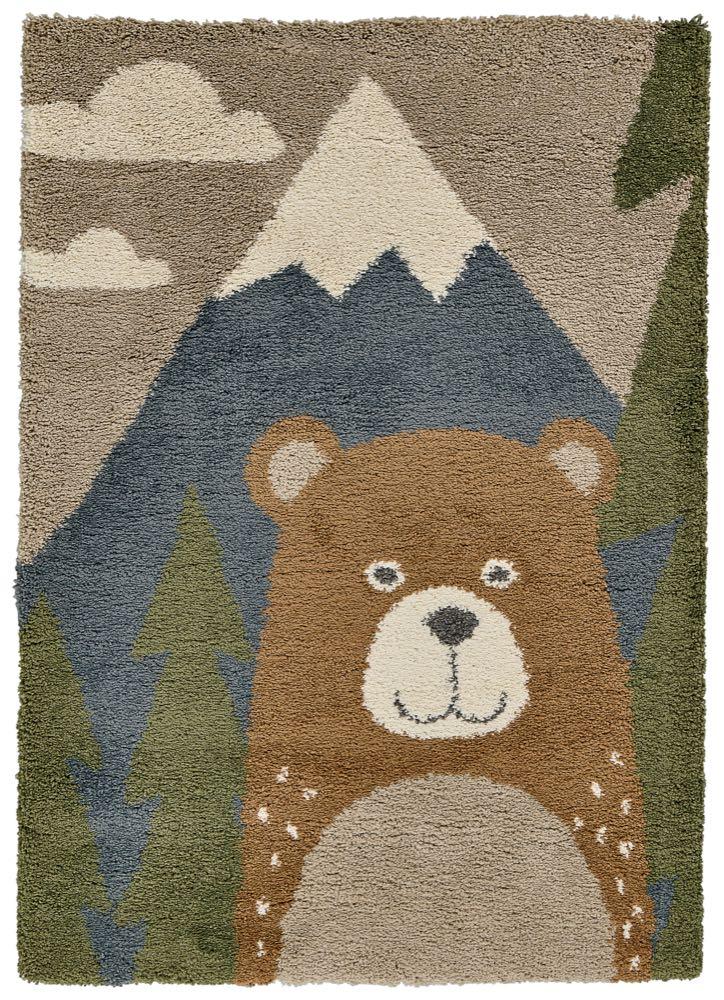Mc Three: Weiche Teppiche mit wolligem Look