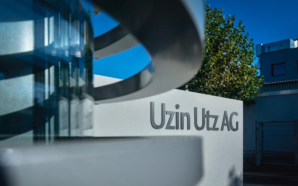Uzin Utz steigert Umsätze im erstes Halbjahr 2021 deutlich