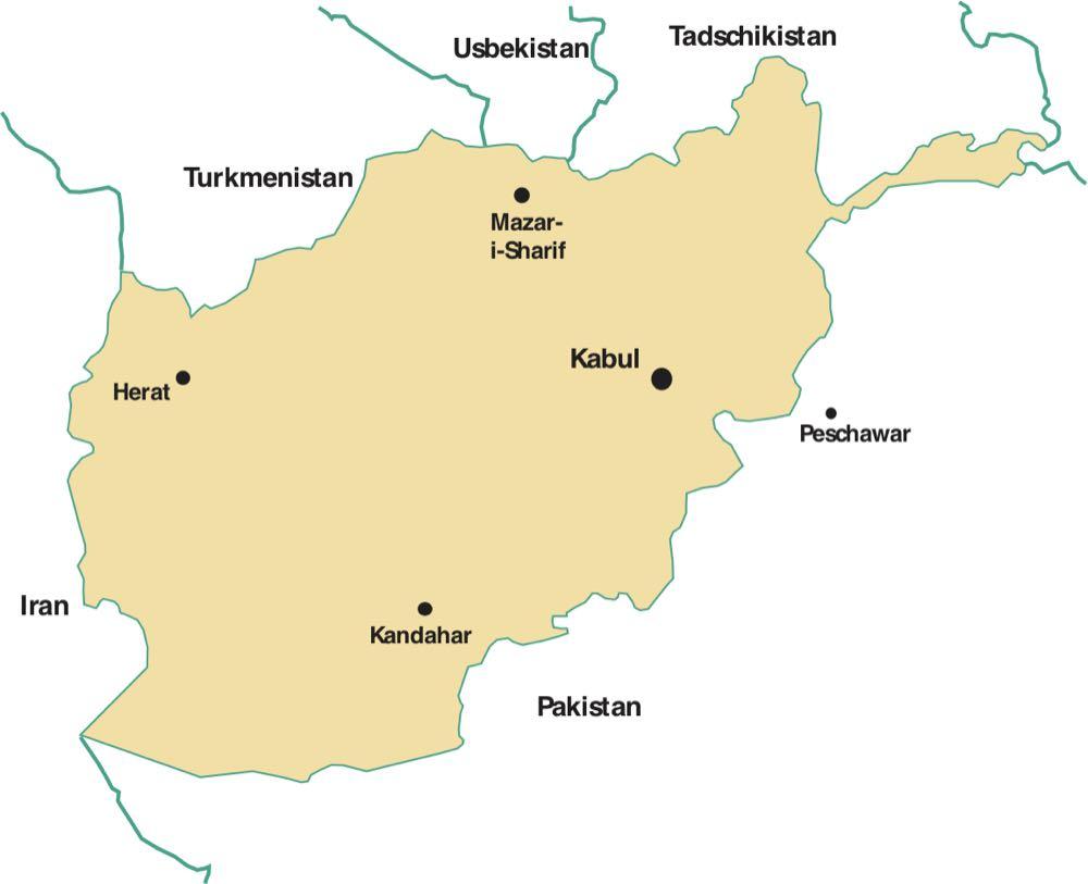 Afghanistan: Aktuelles über Menschen und Teppichproduktion