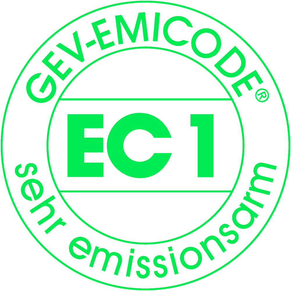 GEV: Emicode-Siegel bereits auf 10.768 Produkten