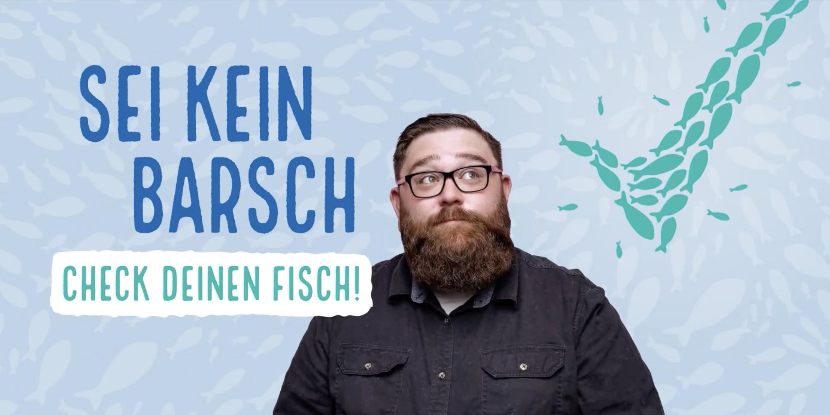 """""""Check deinen Fisch"""" - gemeinsame Kampagne von ASC und MSC"""