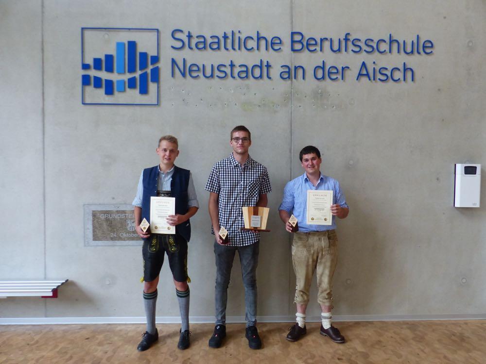 Parkettleger: Michael Graber ist Bayerischer Landessieger