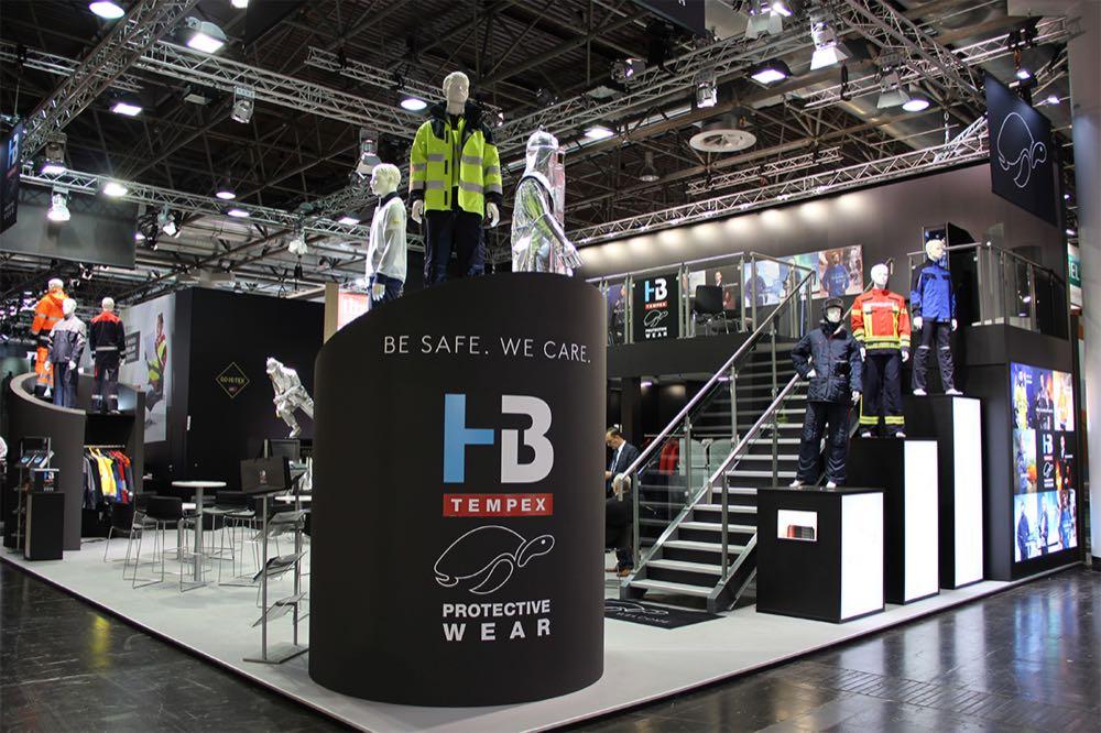 HB bietet Showroom als Alternative zur A+A