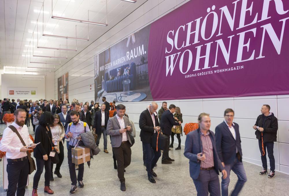 Möbelmesse will dynamisch ins neue Jahr starten