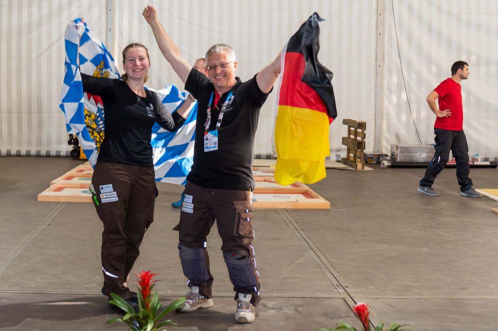 Euroskills 2021: Fliesenleger Yannic Schlachter ist Europameister