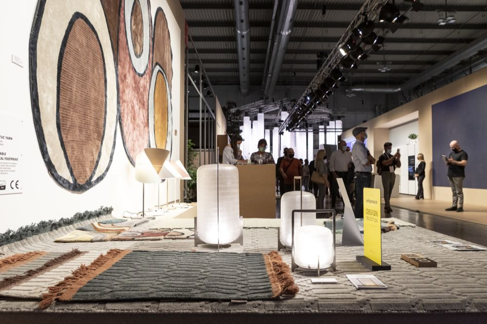 Supersalone (Milan): walls instead of stands