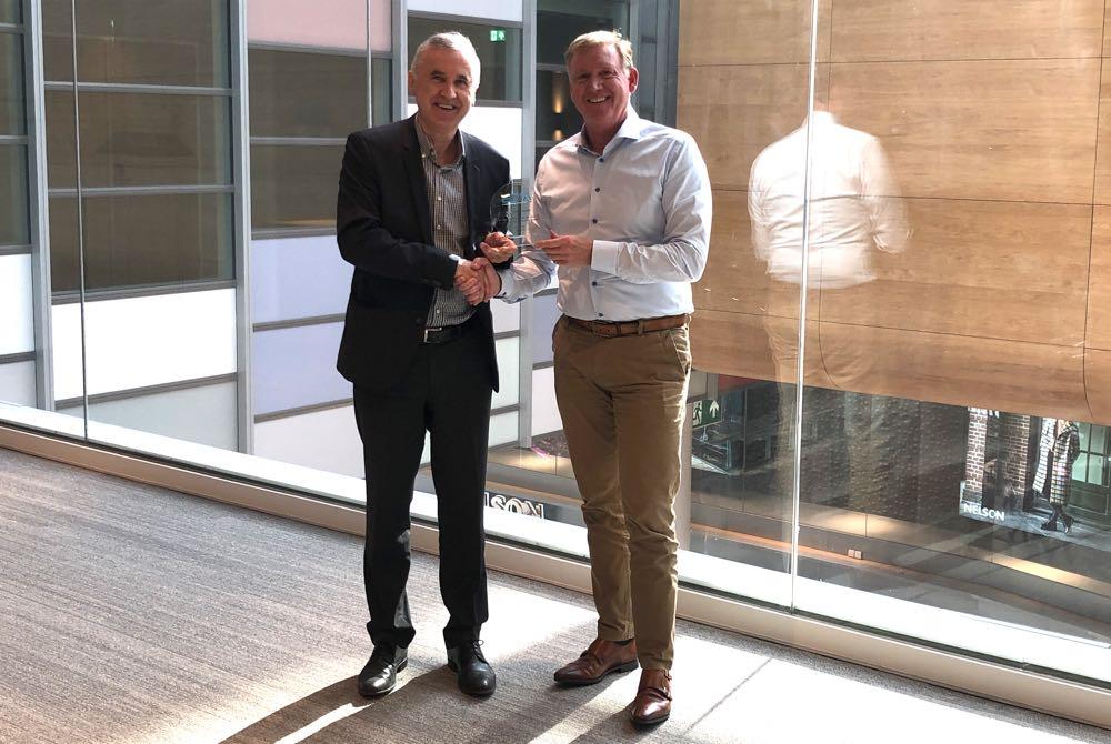 Geert Geerkens ist neuer EBIA-Präsident